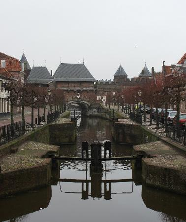 City Gates : The other side of the Koppelpoort