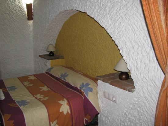 Cuevas Hammam Abuelo Jose: chambre