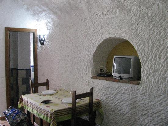 Cuevas Hammam Abuelo Jose: bungalow