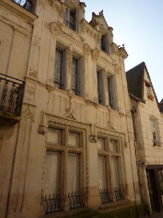 L'Etape en Chinonais: Ein Beispiel der Renaissance Architektur