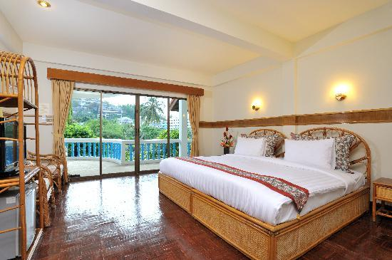 Pen Villa Hotel: Standard 2 persons room