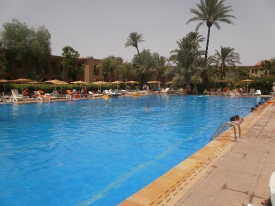 IBEROSTAR Club Palmeraie Marrakech: piscine animée