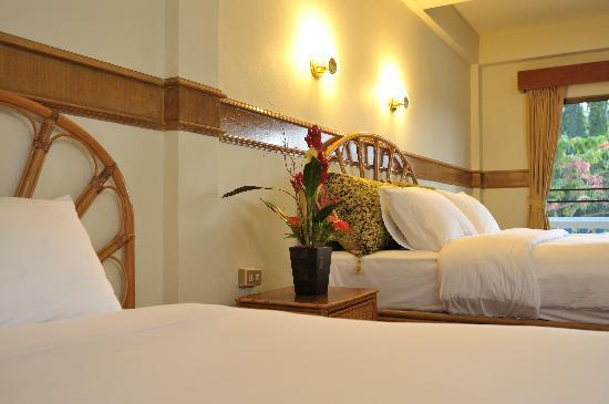 Pen Villa Hotel: Standard 3 persons room