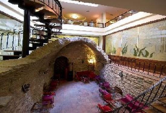 Grand Yavuz Hotel: cistern
