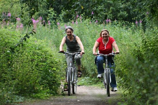 National Forest: Cycling on the Conkers Circuit
