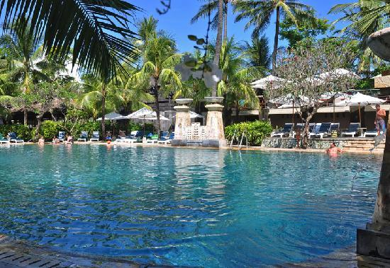 Legian Beach Hotel: Frangipani Swimming Pool