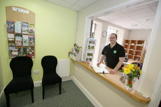 Alnwick Youth Hostel : Welcome!
