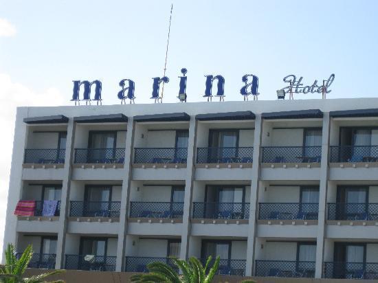 Club Marmara Marina Beach: batiment principal..