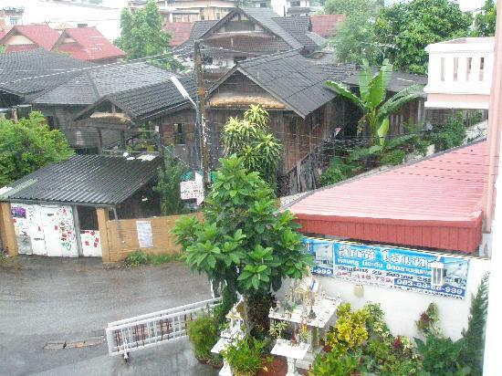 Lux Hotel : Pueblo de Chiang Mai