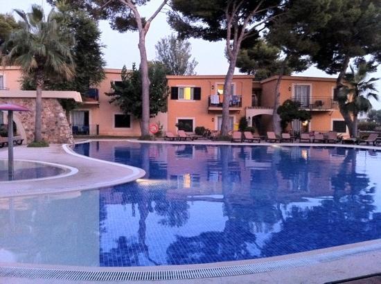 Occidental Playa de Palma: vue de la piscine