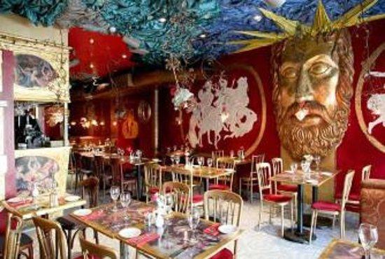 Photo of French Restaurant Little Bay - Farringdon at 171 Farringdon Road, London EC1R 3AL, United Kingdom