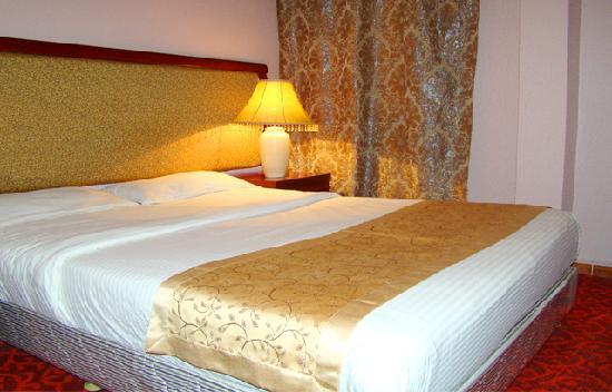 Hotel Montparnasse: chambre single