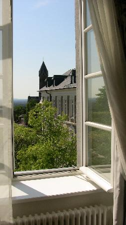 Bergisch Gladbach, Germany: View from suite