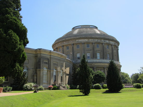 National Trust Ickworth