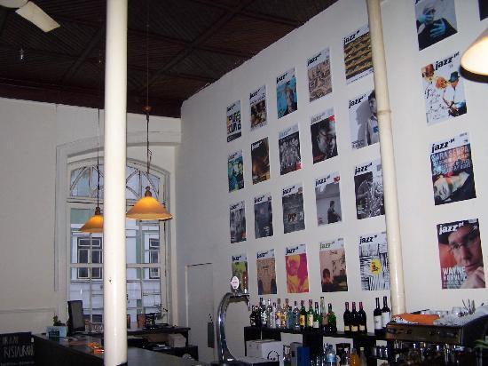 Salao Brazil: o bar