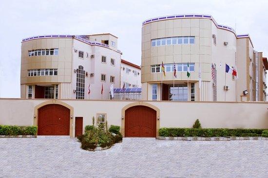 Hotel Claridon Port Harcourt