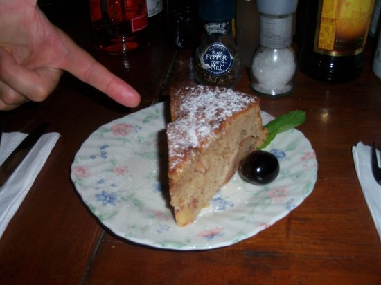 Limon Gümüşlük: Apple cinnamon cake