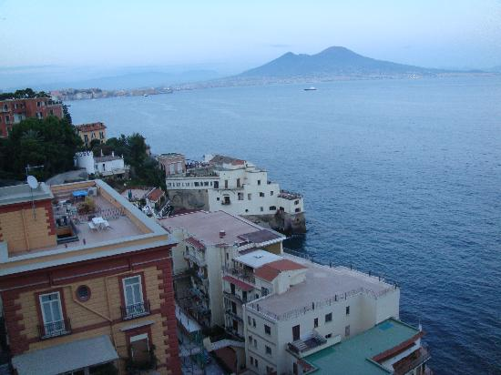 Camera Con Vista Apartments: Panorama di Napoli