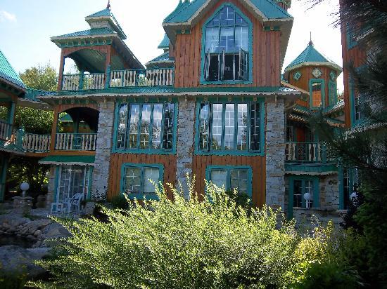 Saint-Alexis-des-Monts, Kanada: la beauté