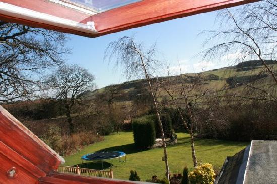Oakbank Bed and Breakfast: View from Bedroom