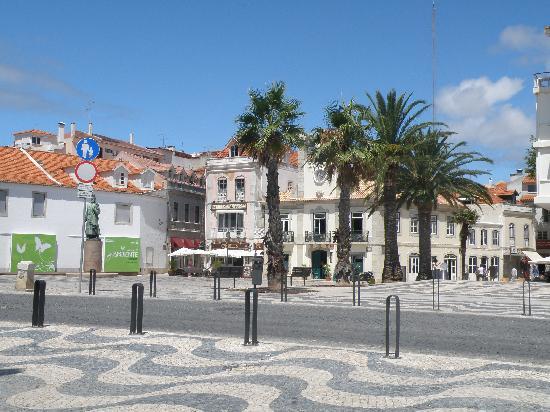 Cascais main square 3
