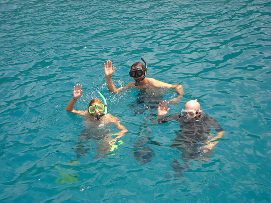 Sail With Liberty Private Day Sails: Snorkeling in St. John