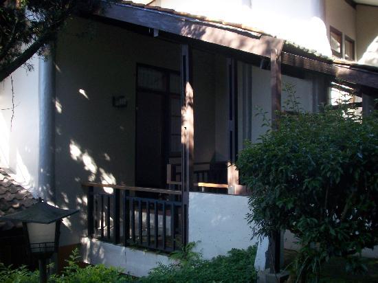 Lembang Asri: Our bungalow