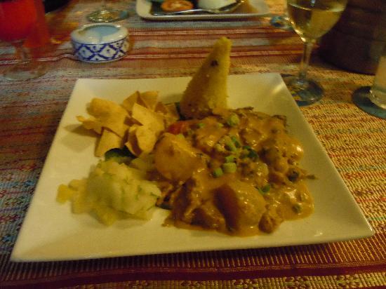 Champor-Champor Restaurant & Bar: Uma's Indian Curry