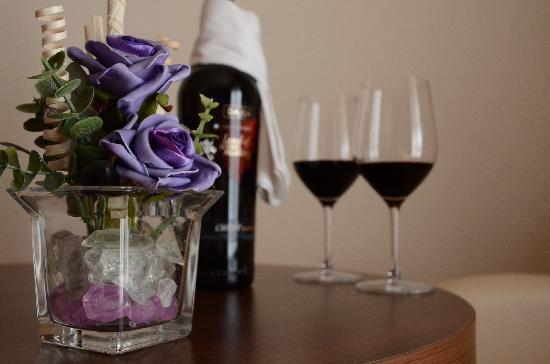 Hotel Degenija : Wine