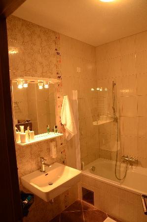 Hotel Degenija : Bathroom