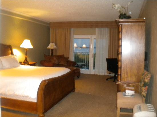 Safety Harbor Resort and Spa: Our Room
