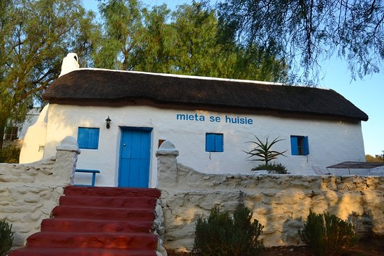Rooderandt Hillside Lodge : Mieta Sie Huisie Cottage