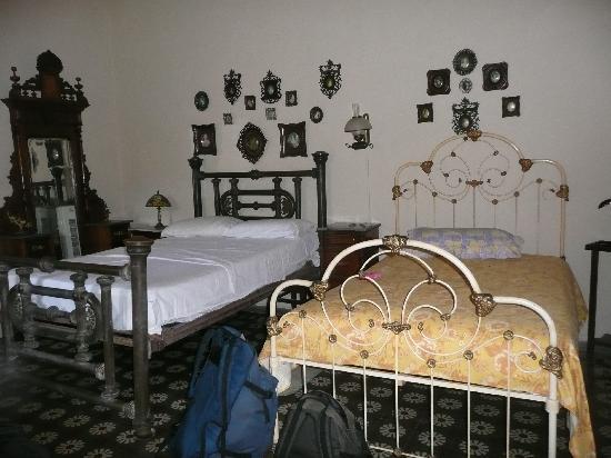 La nostra camera all'Hostal Florida Center