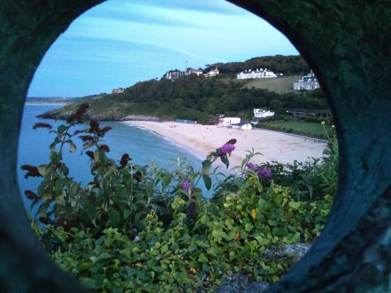 Glanmor Guest House: Porthminster beach - only 5 - 10 minute walk, AMAZING!