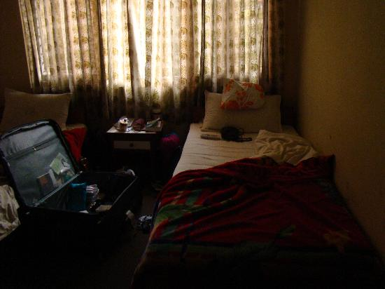 Kathmandu Peace Guest House: double room