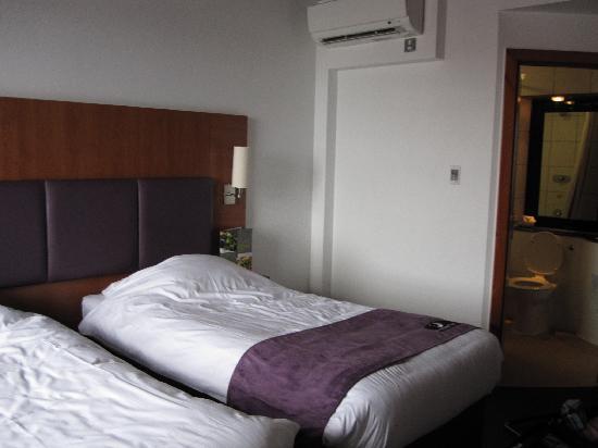 Premier Inn Liverpool City Centre: Bedroom