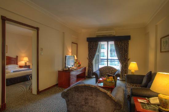 Al Diar Mina Hotel : Suite