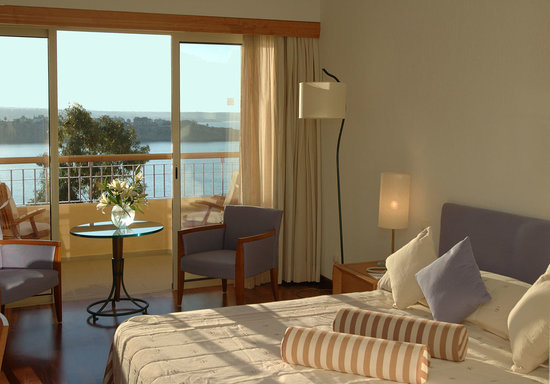 SENTIDO Thalassa Coral Bay : Double Sea View