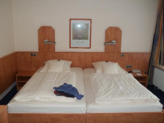 Apartment-Hotel Hamburg Mitte: Unser Zimmer