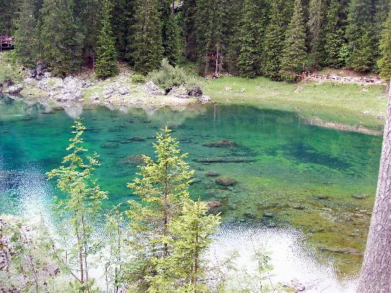 Hotel Tannhof: Lago di Carezza