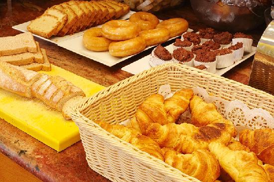 Nord Gironi Hotel: Desayuno Bufet