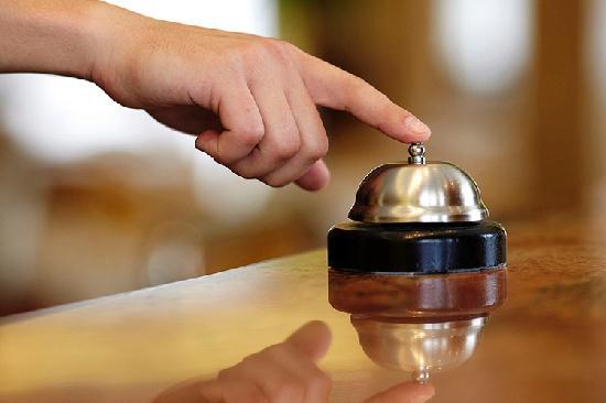 Nord Gironi Hotel: Recepción