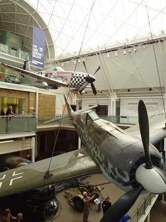 Imperial War Museum : On your six