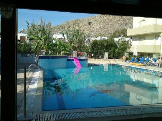 Lindos Athena Hotel: Pool