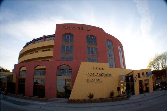 Morahalom, Hungary: Colosseum Hotel