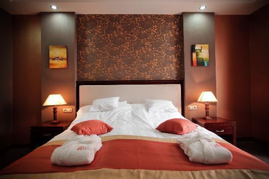 Morahalom, Hungary: Standard room