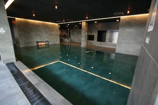 Vann Spa Hotell & Konferens: Stora spapoolen