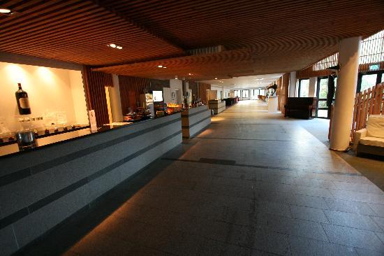 Vann Spa Hotell & Konferens: Reception och entré