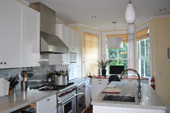 The Chanric Inn : heavenly kitchen
