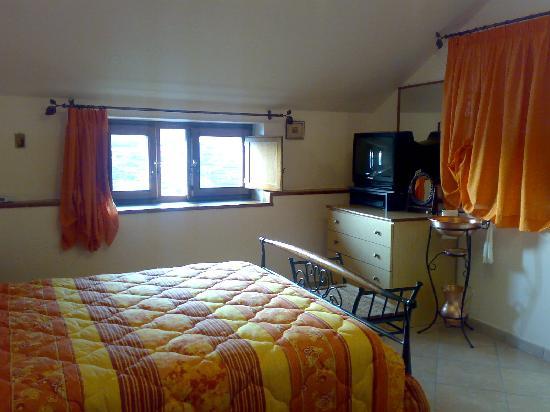 Bed and breakfast Villa Marietta : camera PARADISO